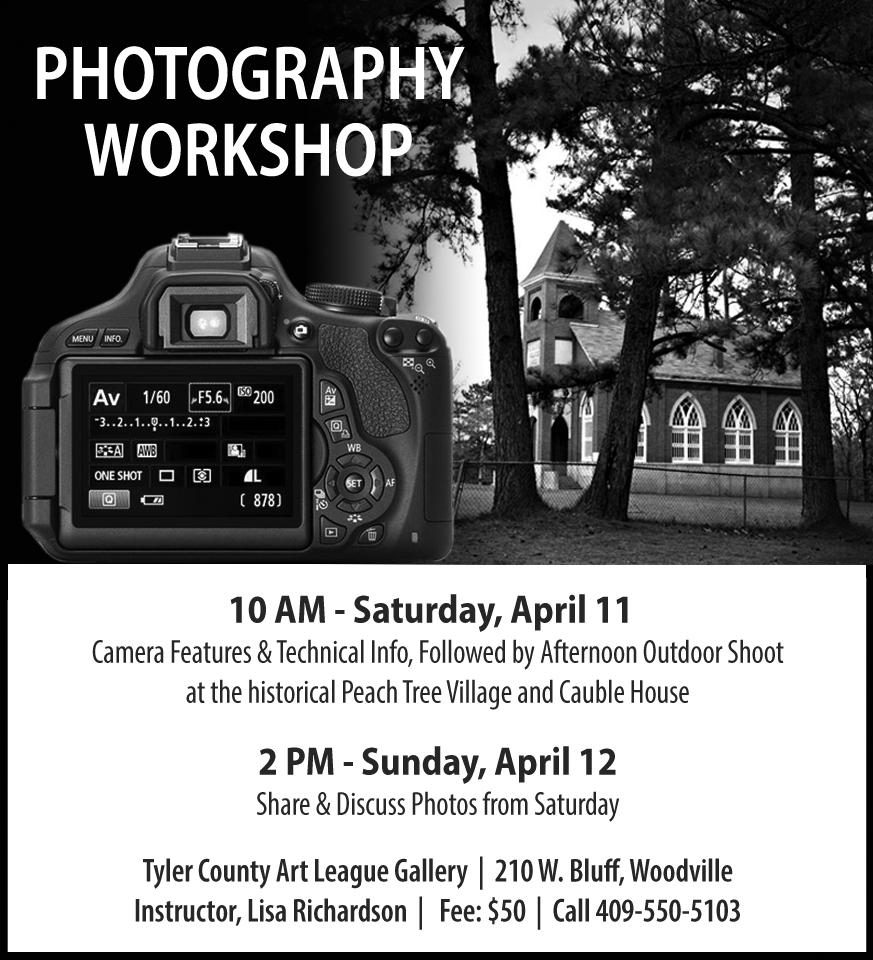 Photo Workshop Ad